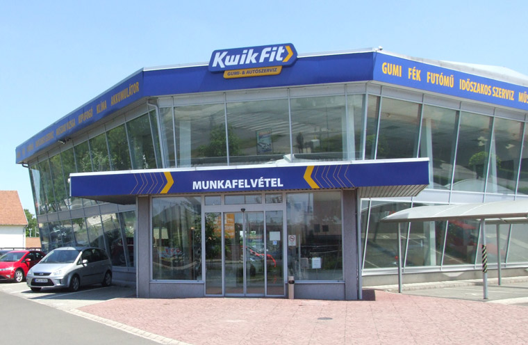 The Kwik Fit Hungary Work Is Operated By Auto Kft Under A Master Franchise Agreement Operates Six Pany Owned Centres And: Kwik Fit Exhaust At Woreks.co